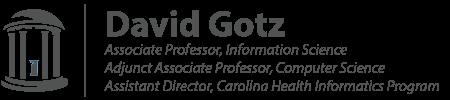 David Gotz